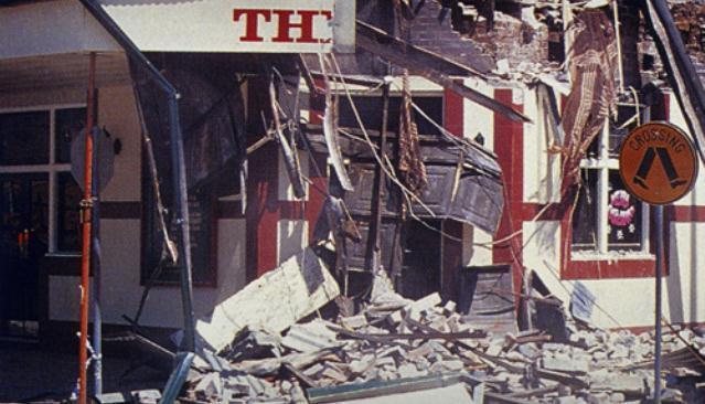 Newcastle earthquake, NSW 1989   Australian Disasters