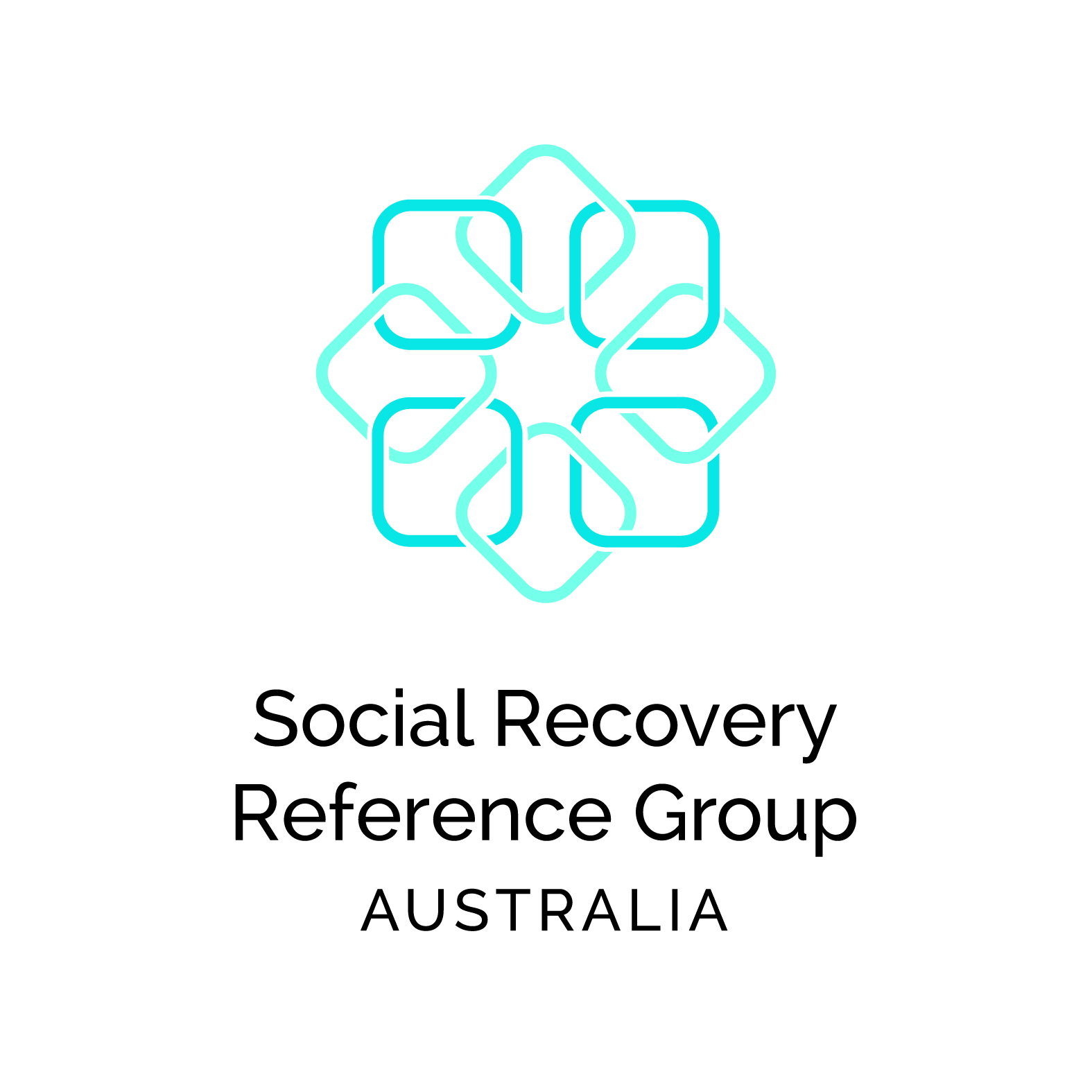 Social Recovery Reference Group logo