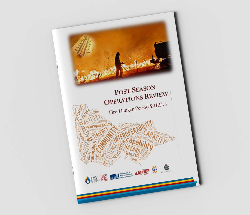 Cover: Emergency Management Operational Review