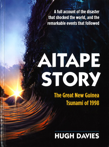 Cover of Aitape Story: The Great New Guinea Tsunami of 1998