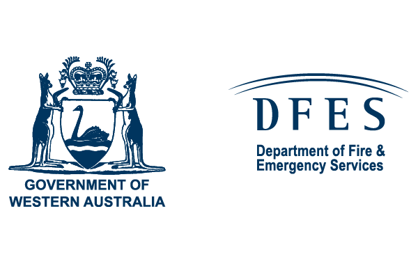 Western Australia Department of FIre & Emergency Services logo