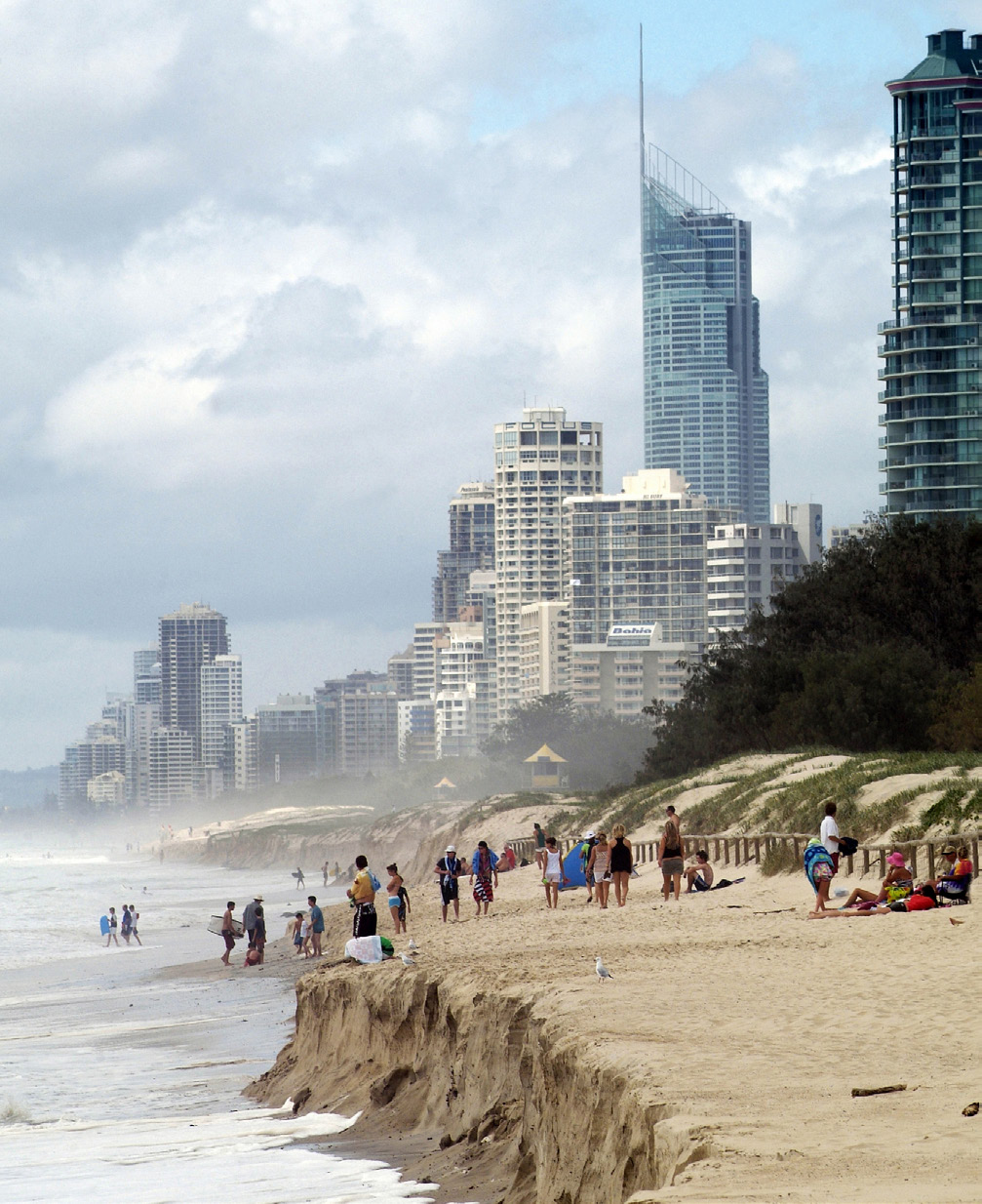 Climate change affecting the Sunshine Coast | AJEM Research