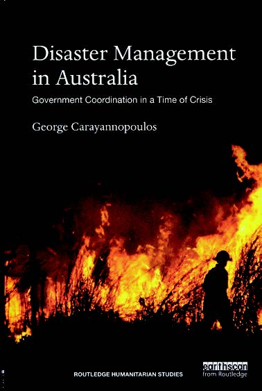 Cover image Disaster Management in Australia book