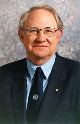 Professor John W Zillman Australian Academy of Science